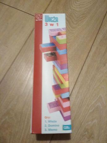 Wieża 3 w 1  mi toys