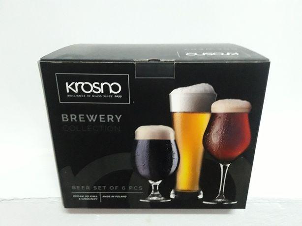 Komplet konesera piwa KROSNO