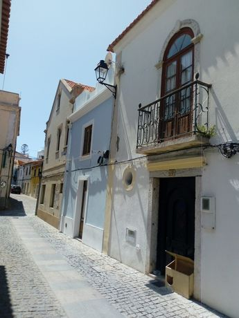 Moradia centro histórico junto á praia