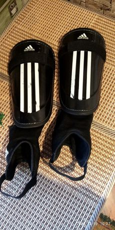 Щитки для футбола adidas оригинал