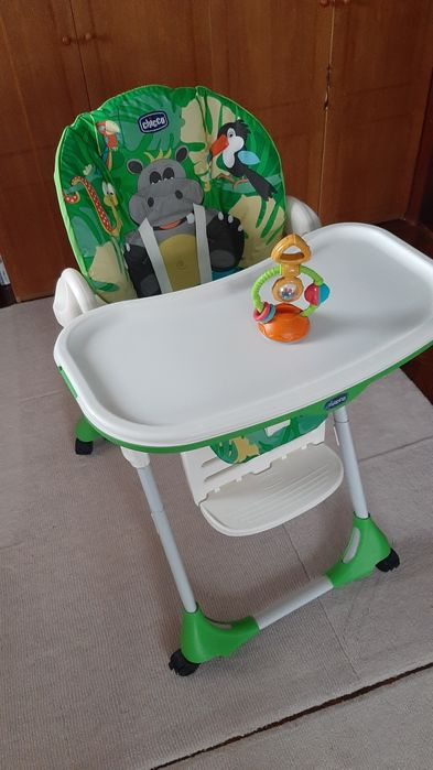 Детский стульчик для кормления chicco polly easy Черкассы - изображение 1