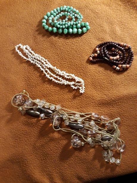 Sztuczna biżuteria kpl