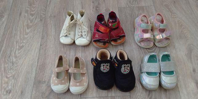 Обувь на малышей 20 размер