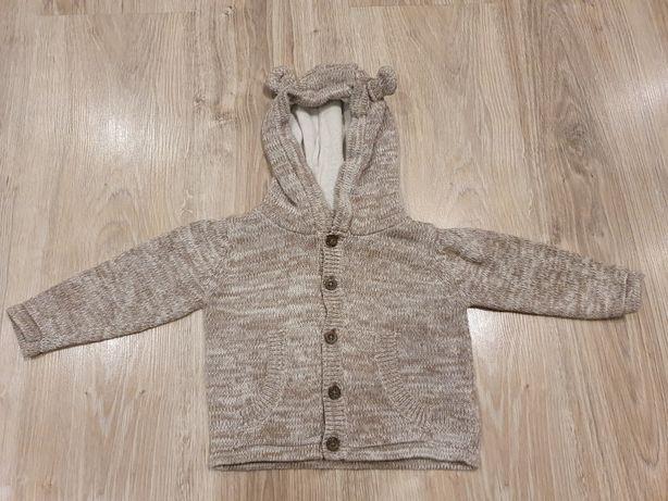 Sweterek dla chłopca roz. 62/68