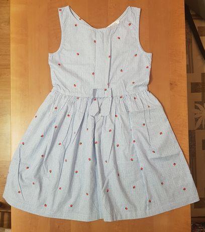 Sukienka marki H&M r.140 Nowa!