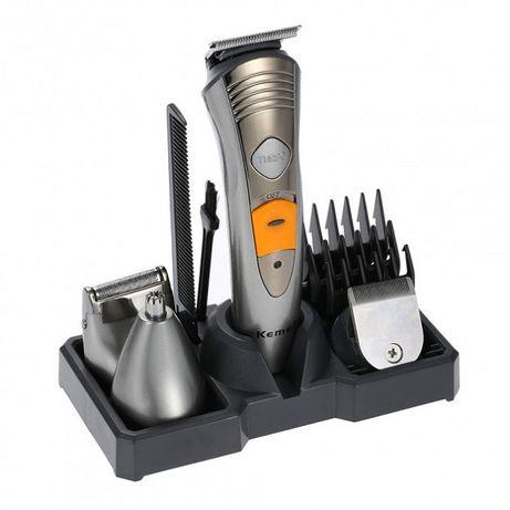 Беспроводная бритва, машинка для стрижки волос, триммер для ушей и нос