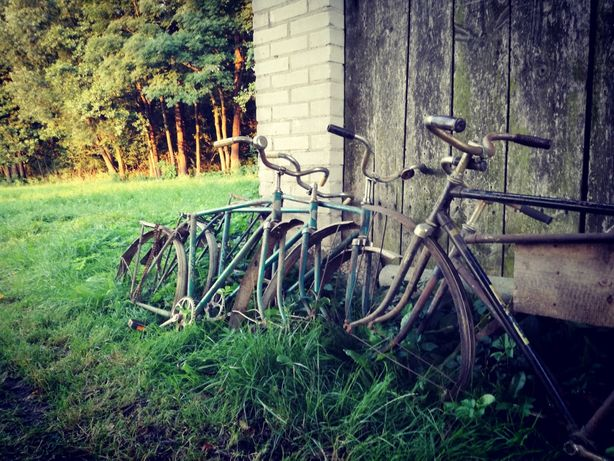 Ukraina,Ural rowery