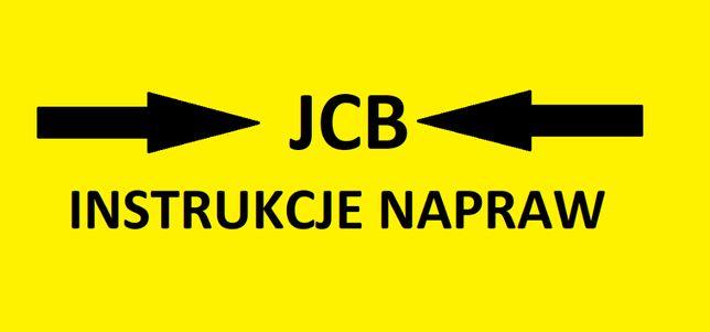 JCB instrukcje NAPRAW warsztatowe WSZYSTKIE MASZYNY i modele!