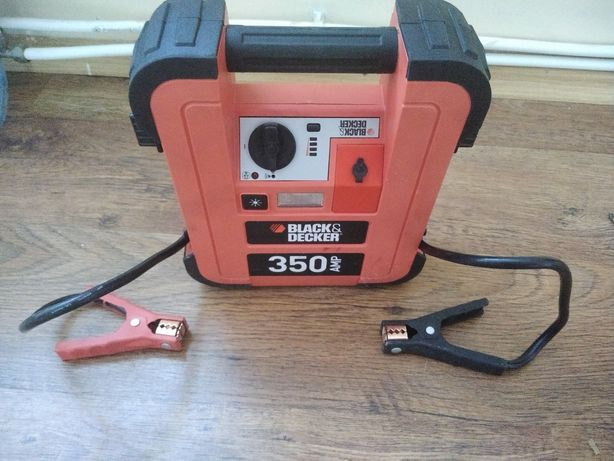 Black&decker 350amp Starter do auta