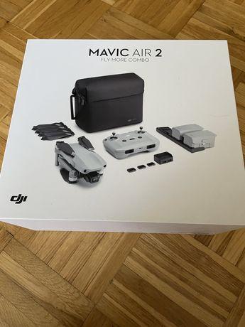 Dron Dji Mavic  Air2 Fly more combo