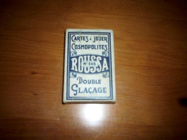 baralho cartas cosmopolita 1947