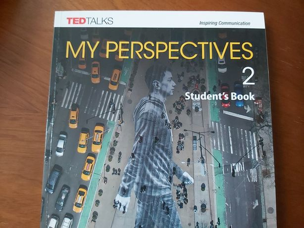 Podręcznik ucznia My Perspectives 2