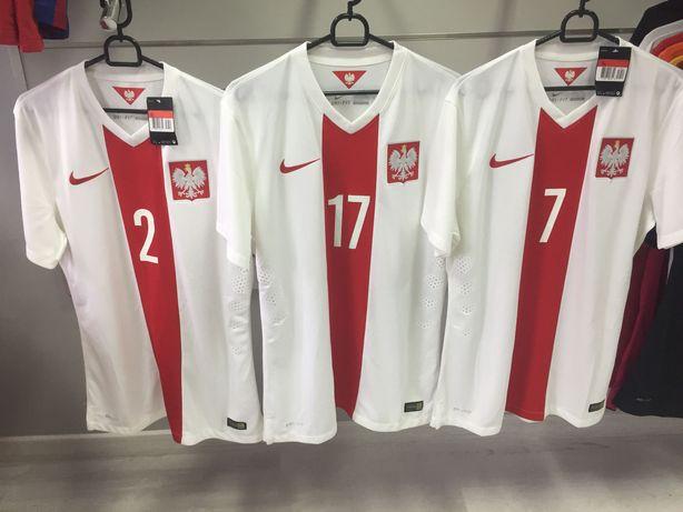 Koszulki reprezentacji Polski