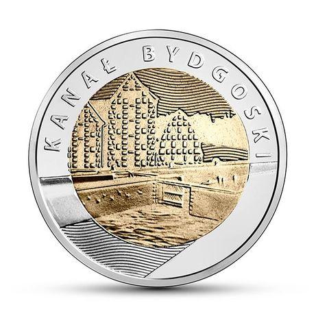 Юбилейные злотые монеты Польшы