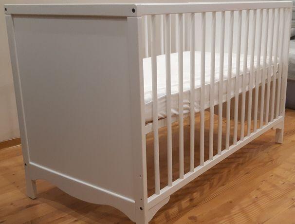 Łóżeczko IKEA 120x60