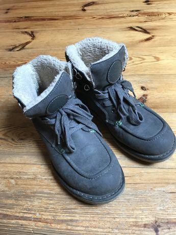 Buty ocieplane dla dziecka 35 zima