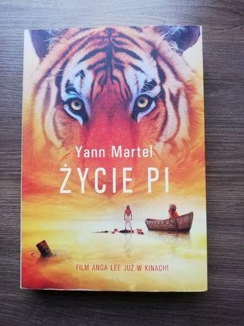 Ksiażka Życie Pi Yann Martel jak nowa zamiana wysyłka
