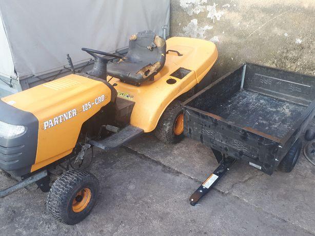 Kosiarka Traktorek Husqvarna Partner Mcculloch Yard Pro Craftsman Raly