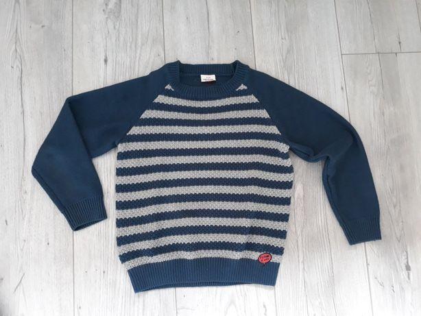 Sweterek chlopiecy 116 Tape a loeil