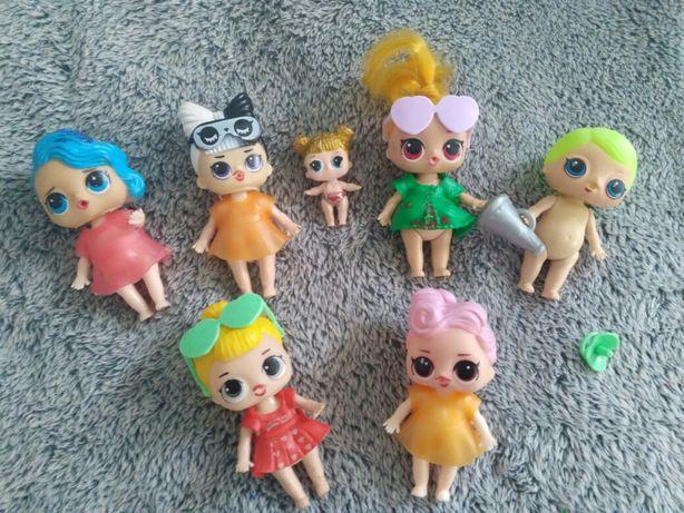Лот  куколки Лол
