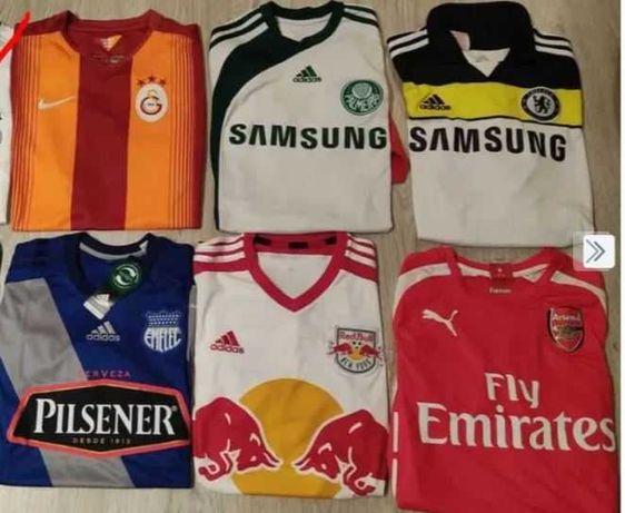 Camisolas de futebol internacional