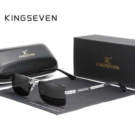 Оригинальные мужские поляризационные очки KINGSEVEN N760