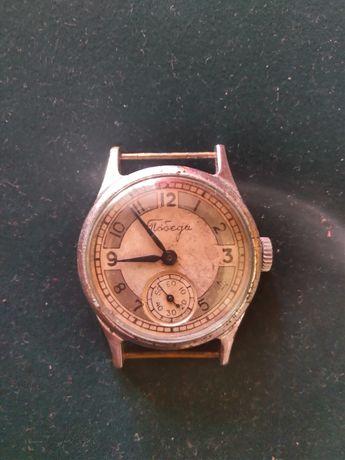 Stary zegarek radziecki Pobieda