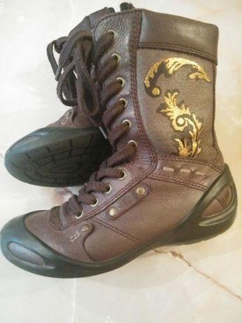 Детские ботинки, сапожки ECCO