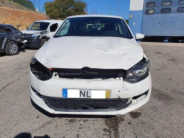 VW Polo 1.2 TDI Van de 2012