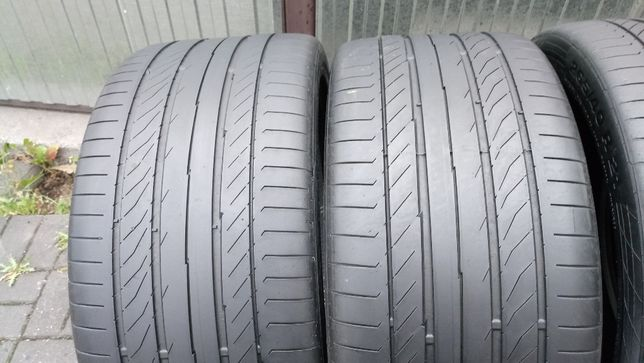 295/35R21 Continental ContiSportContact 5P Idealne Opony 17r 2szt.