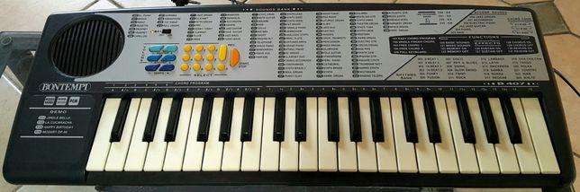 Keyboard Bontempi z małą klawiaturą