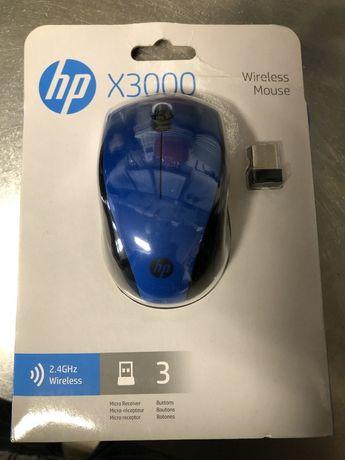 Rato HP- X3000 / Novo
