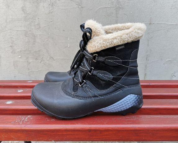 Зимние кожаные ботинки сапоги Merrell 38 р. Оригинал