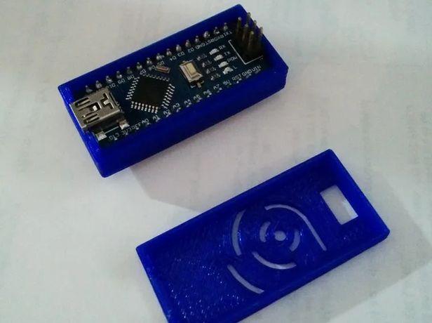 Arduino Nano case Druk 3D