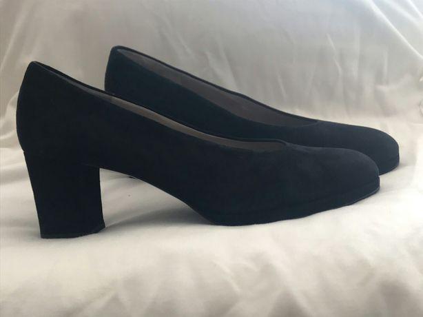 czarne buty GABOR, piękne!