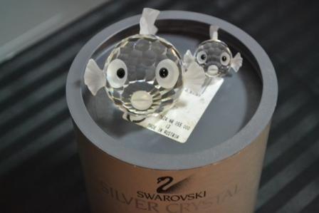 Peixes Swarovski
