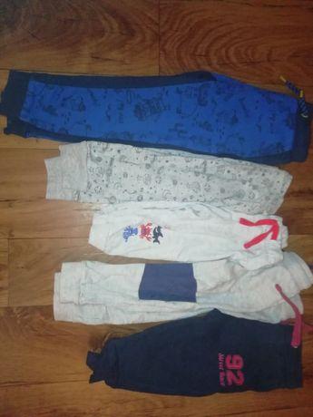Spodnie dresowe różne rozm