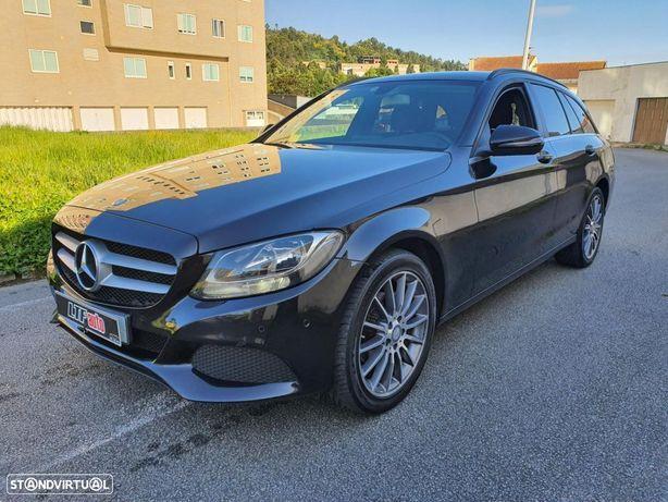 Mercedes-Benz C 180 d Exclusive Aut.