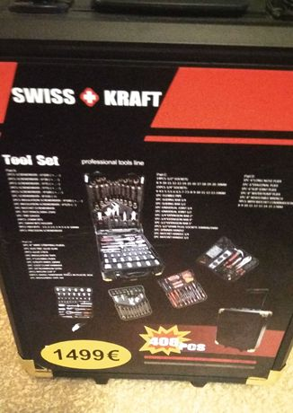 Swiss Kraft набор инструментов