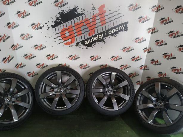 Komplet Alufelgi Opony 20 cali 5x114,3 Michelin 285/35/20 Nissan GT-R