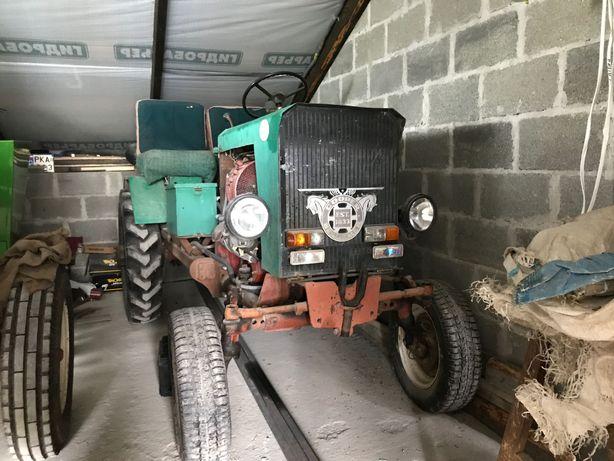 Продам саморобний трактор на базі мотор Т-25