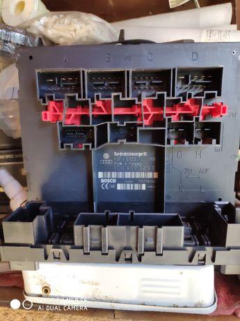 Блок бортовой сети 3C0937049E caddy.