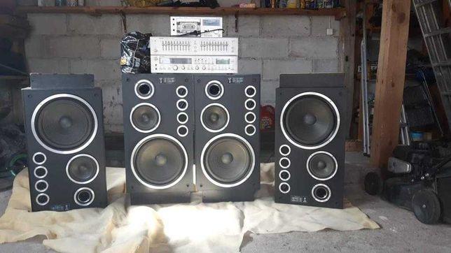 zestaw stereo Altus 140 Radmor 5471, 5412