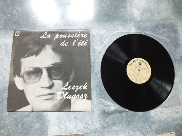 Płyta winylowa LP, LESZEK DŁUGOSZ - La poussiere de l'ete ,1986r.,