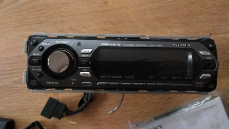 Radioodtwarzacz Sony cdx gt300