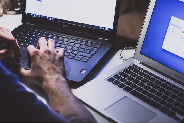Serviços de informática e assistência remota aceito crypto
