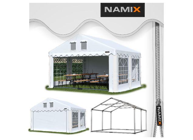 Namiot GRAND 3x4 imprezowy ogrodowy PVC 560g/m2 CAŁOROCZNY