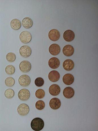 ТЕРМІНОВО Продам монети