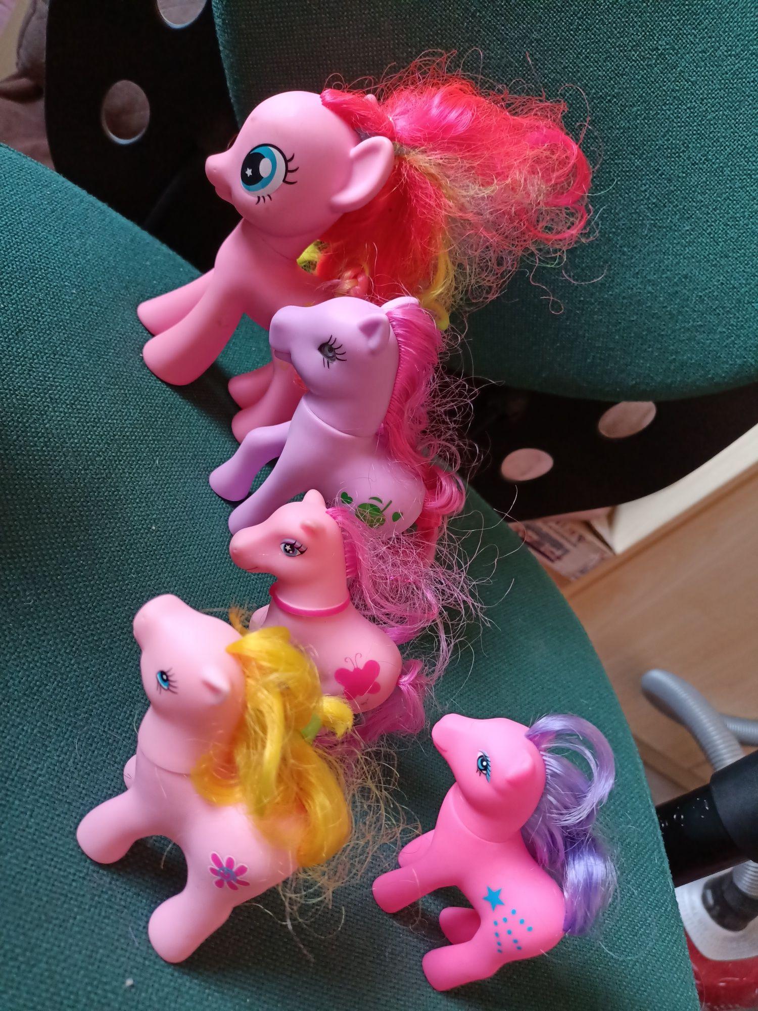 Zestaw kucyków Pony 4