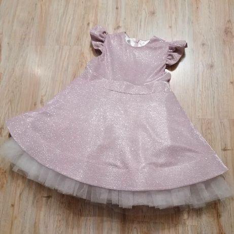 Платье на рост 110 - 116 см